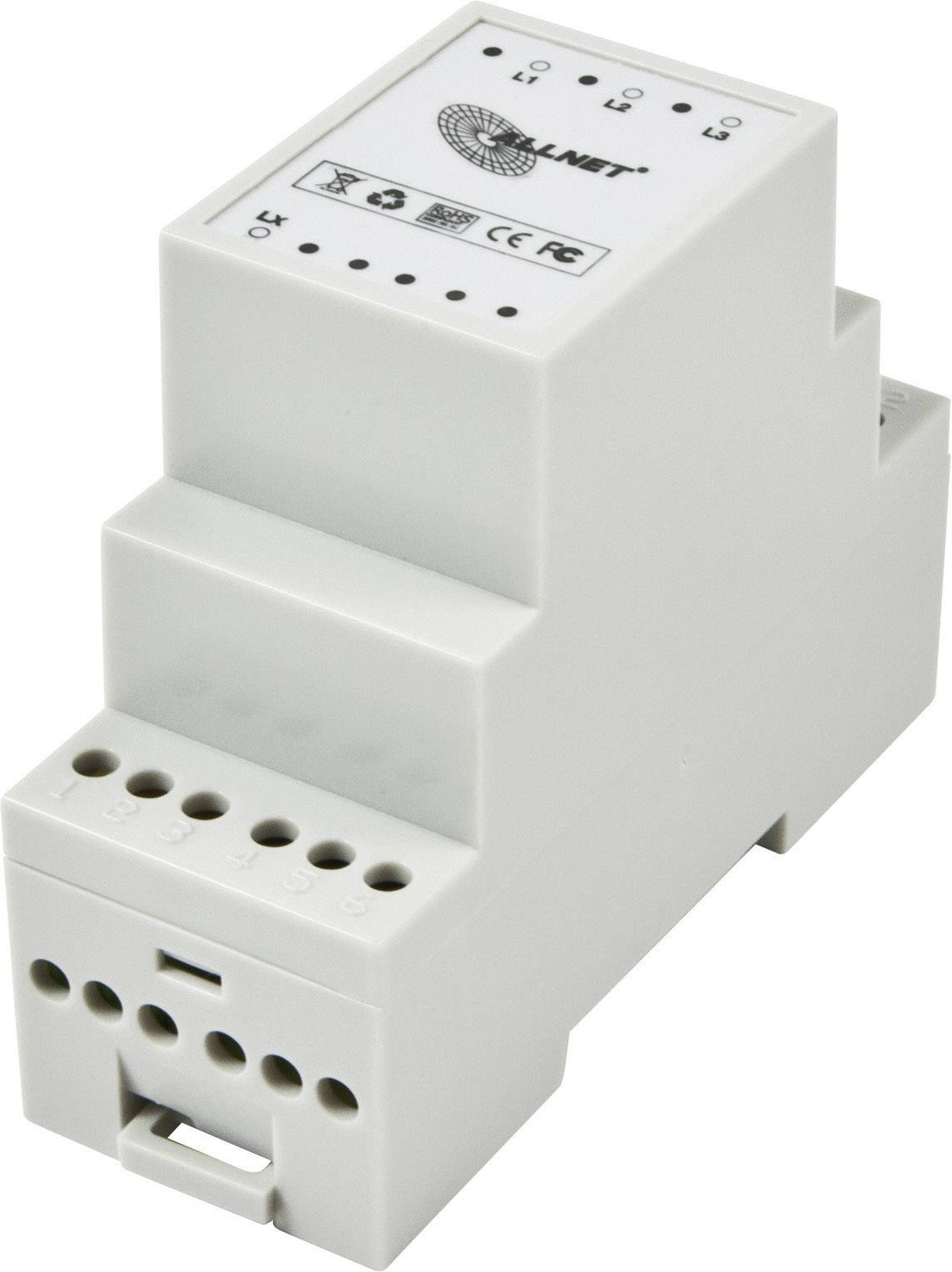 Phase Coupler hotový modul Allnet Powerline ALL1688PC Vstupní napětí (rozsah): 400 V/AC (max.)