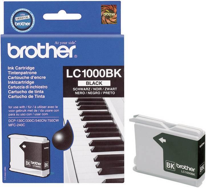 INKOUST BROTHER LC-1000BK