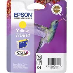 Cartridge do tiskárny Epson T0804, C13T08044011, žlutá