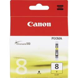 Náplň do tiskárny Canon CLI-8Y 0623B001, žlutá