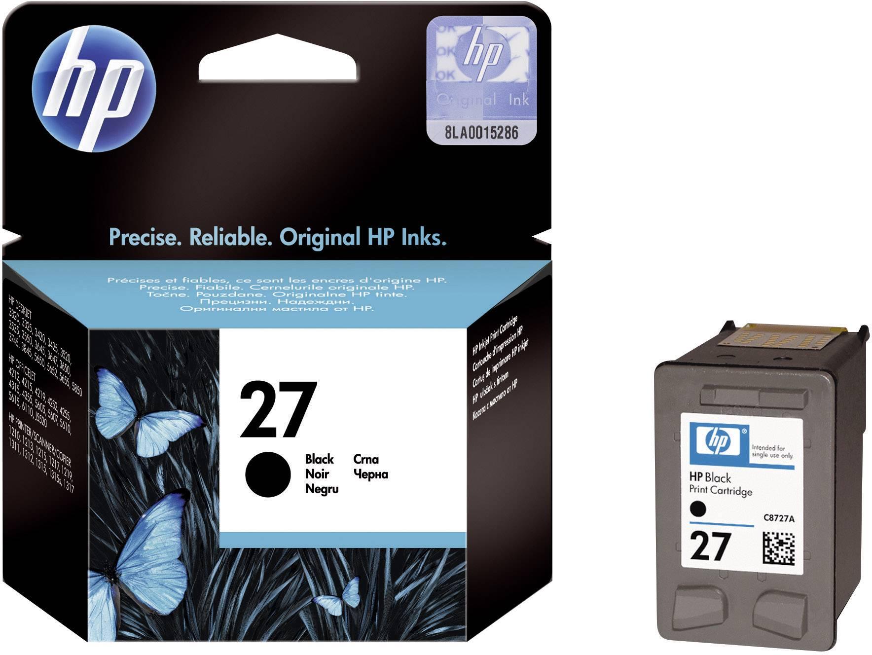 Toner do tiskárny HP C8727AE (27) černá