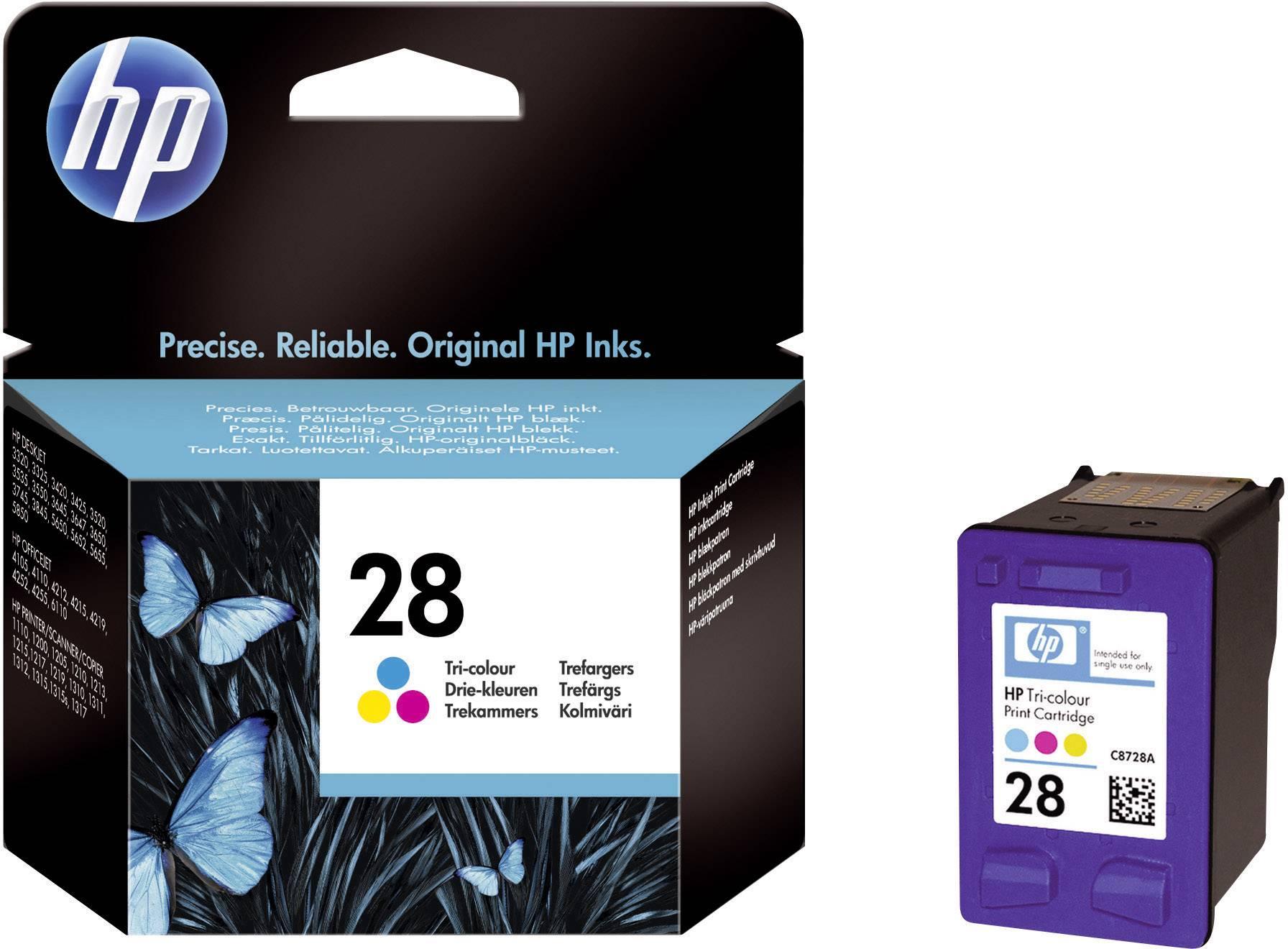 Toner do tiskárny HP C8728AE (28) barevná