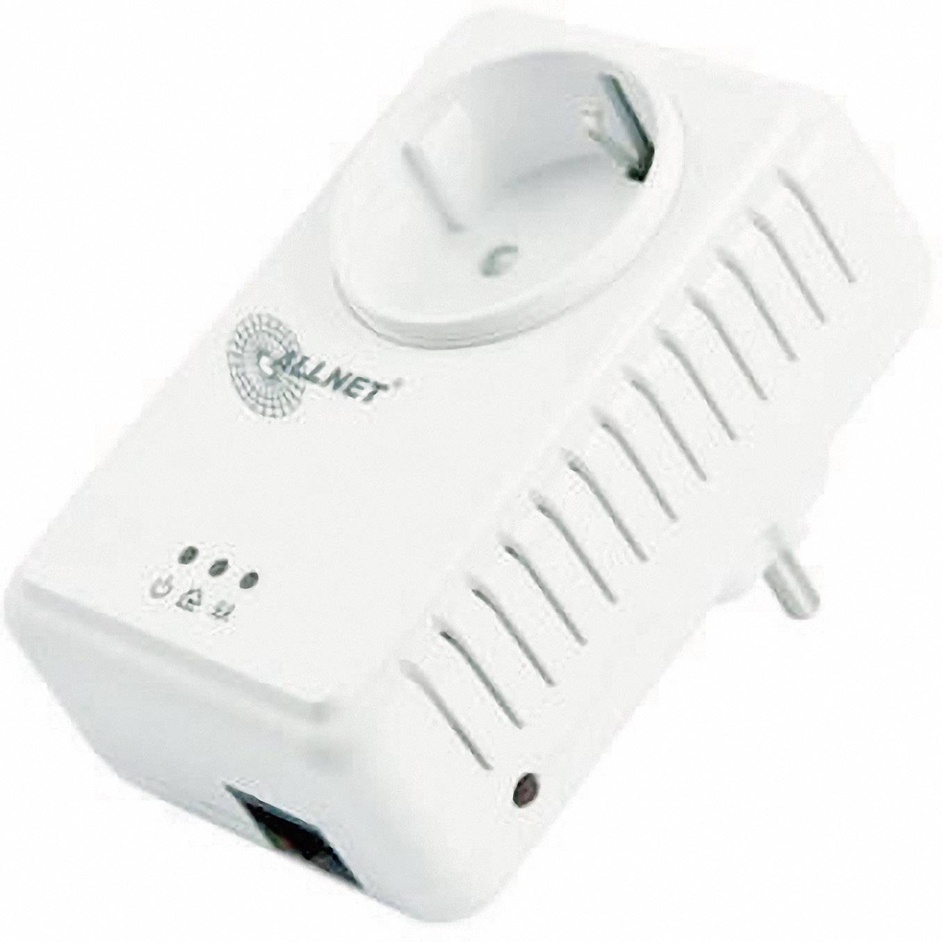 Powerline adaptér Allnet ALL168255SINGLE, 500 Mbit/s