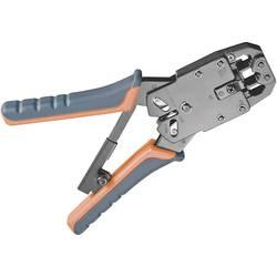 Krimpovacie kliešte modulárny zástrčky (zástrčky Western) FixPoint WZ CRIMP 04 RJ10/RJ11/RJ12/RJ45 50284
