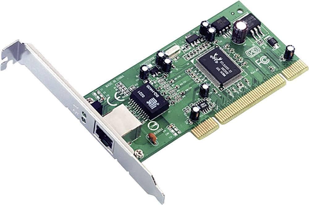 Sieťová karta 100 Mbit/s LogiLink PC0012 PCI, LAN (10/100 Mbit / s)