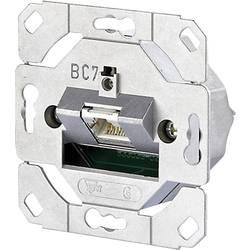 Síťová zásuvka na omítku CAT 6 Metz Connect 1307371200-I, 1307371200-I, 1 port, kov