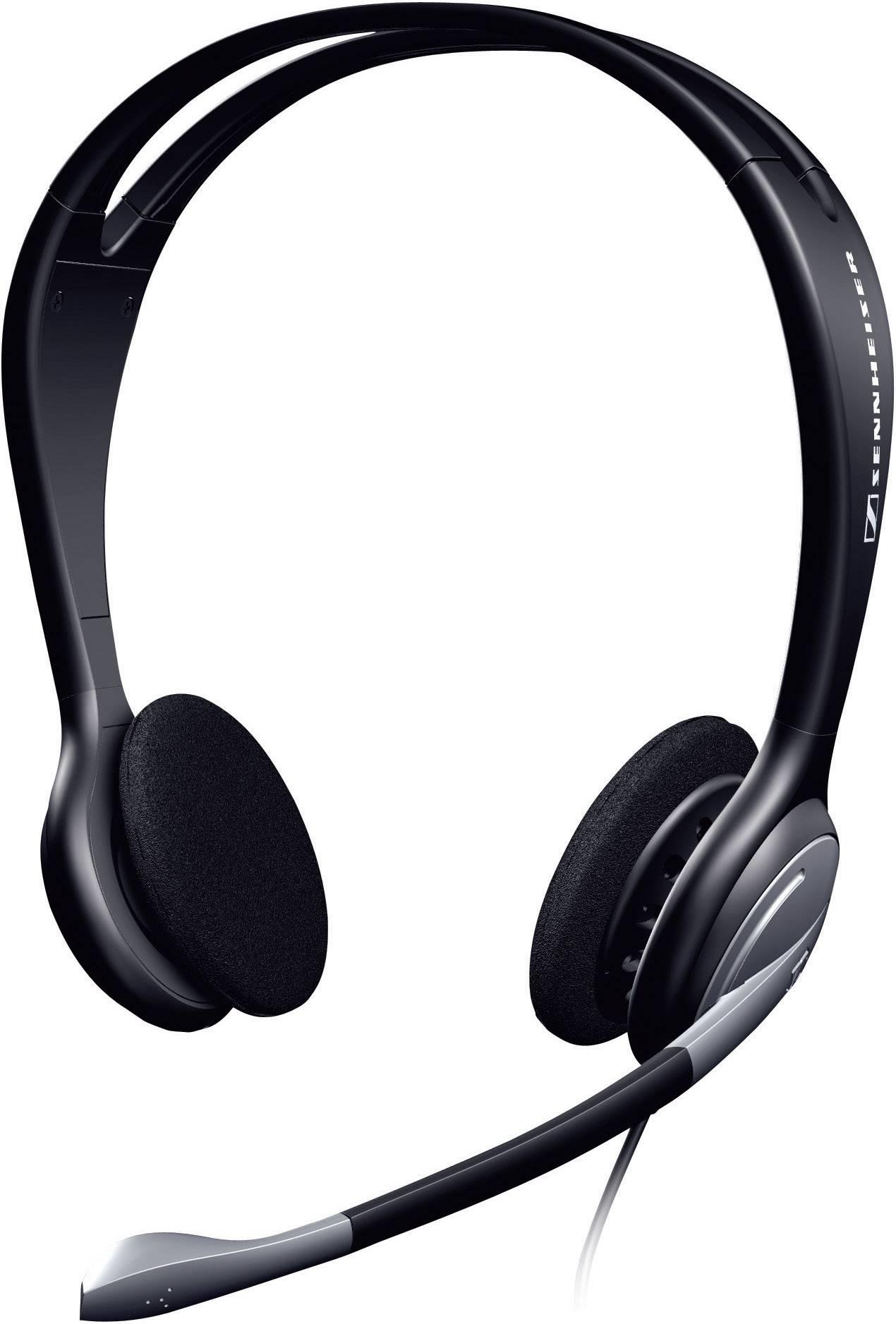 Headset k PC Sennheiser PC 131, čierna