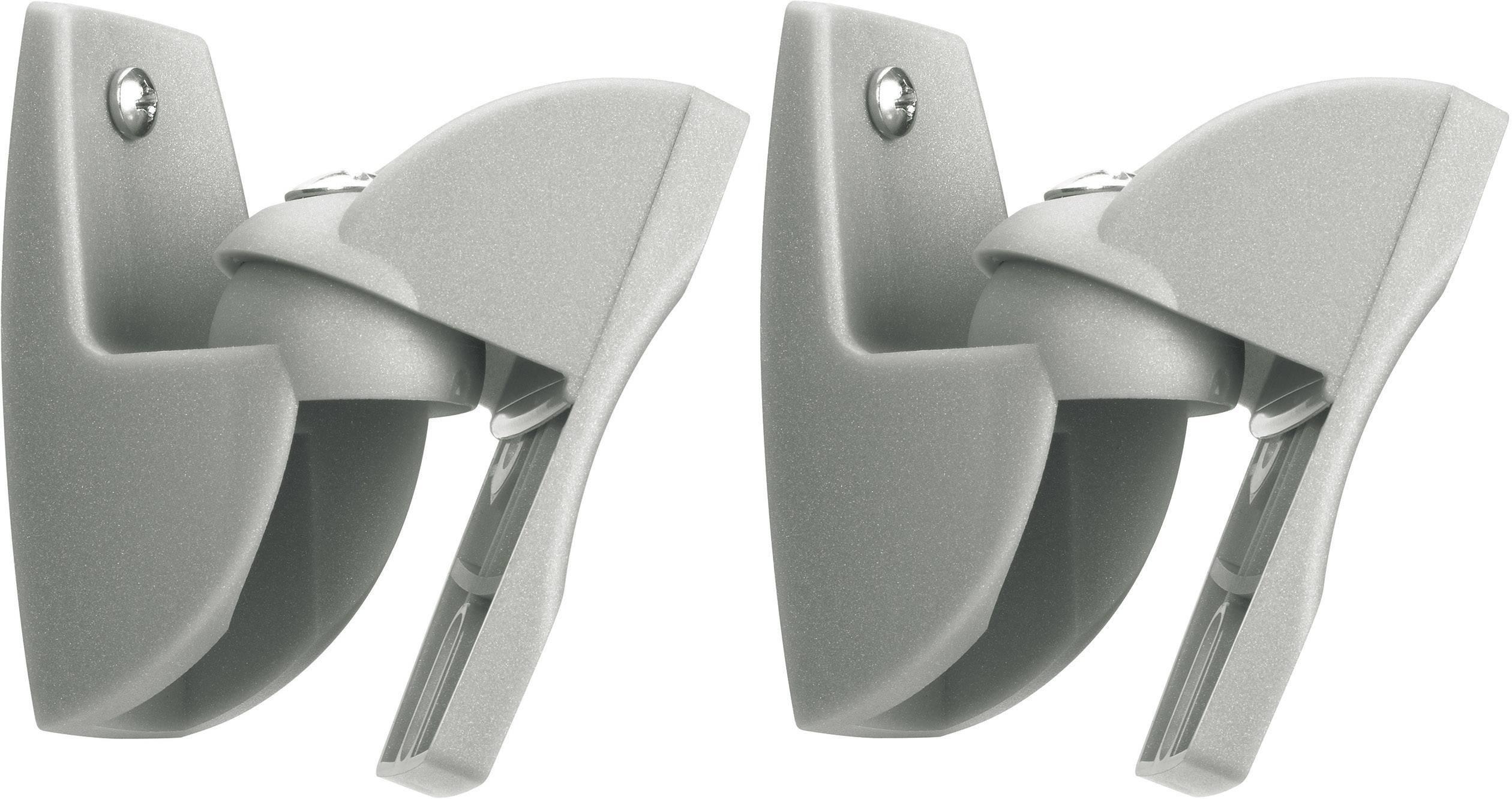 Držiak na stenu pre reproduktory Vogel´s VLB 500;VLB 500, strieborná, 1 pár