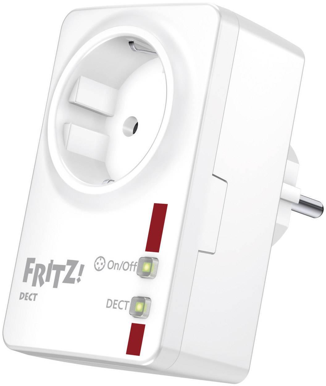 Inteligentná bezdrôtová spínacia a meracia zásuvka a merač spotreby AVM FRITZ!DECT 200, 20002572