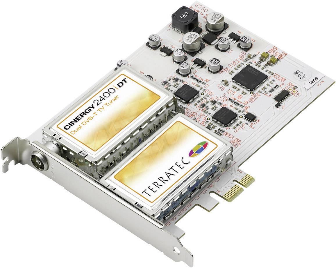 DVB-T tunery, TV karty a příslušenství