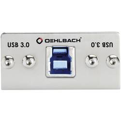 Display port Oehlbach Pro IN USB 3.0-B/USB 3.0-A