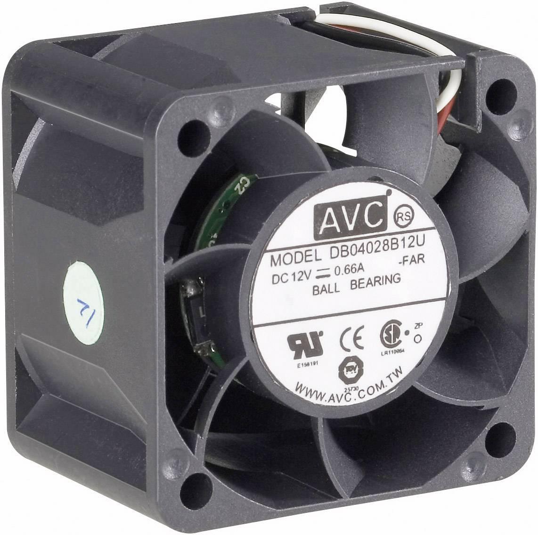 PC ventilátor 40 x 40 x 28 mm