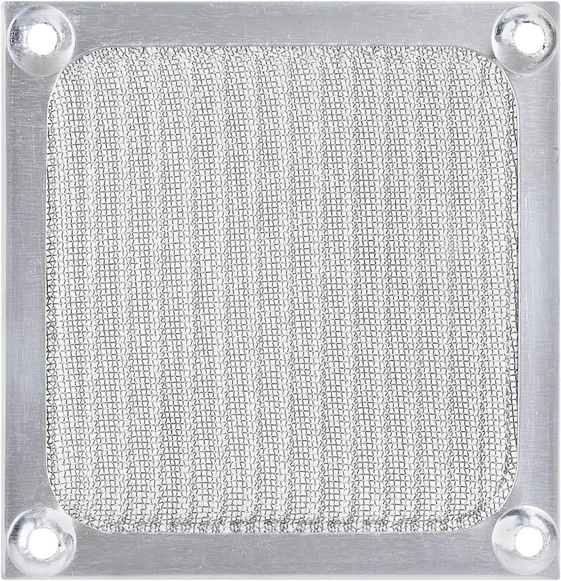 Hliníkový filtr pro větráček, průměr 80 mm