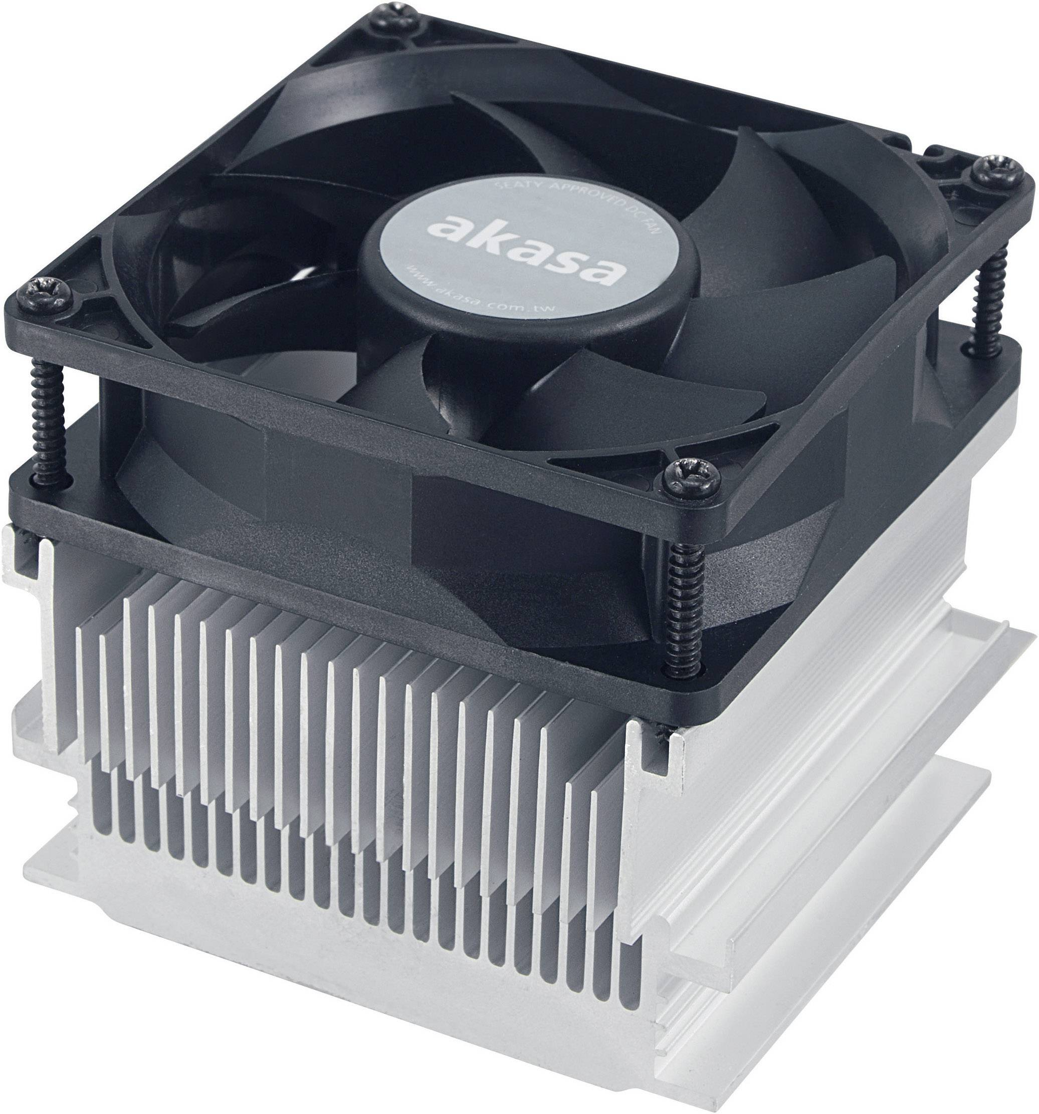 Chladič procesora s ventilátorom Akasa AK-675 AK-675