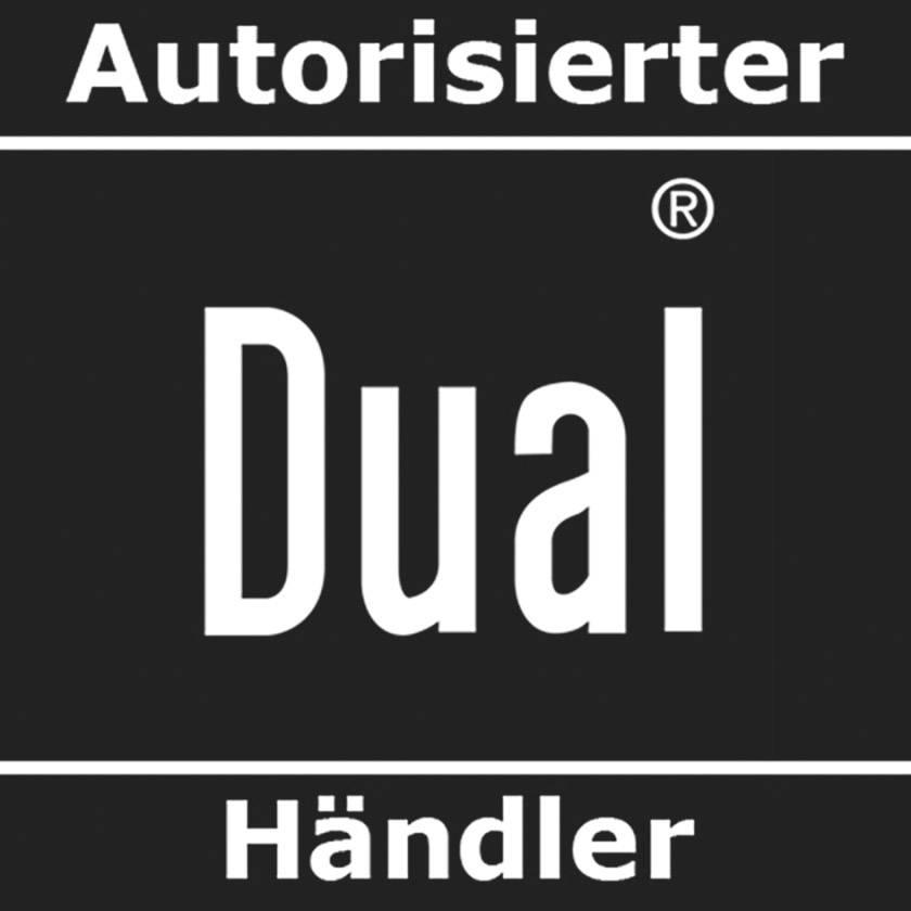 Gramofon Dual CS 460, řemínkový pohon, černá (lesklá)