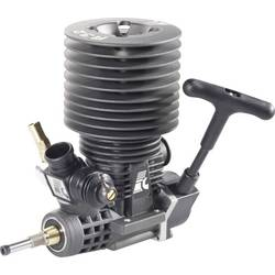 Spalovací motor letadla Force Engine 32 Black, 5,24 cm3, 2,21 kW, zadní výfuk