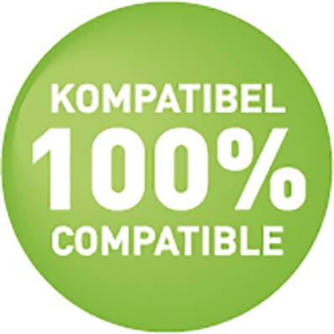 Kompatibilná sada náplní do tlačiarne KMP E97V 1603,0005, čierna, zelenomodrá, purpurová, žltá