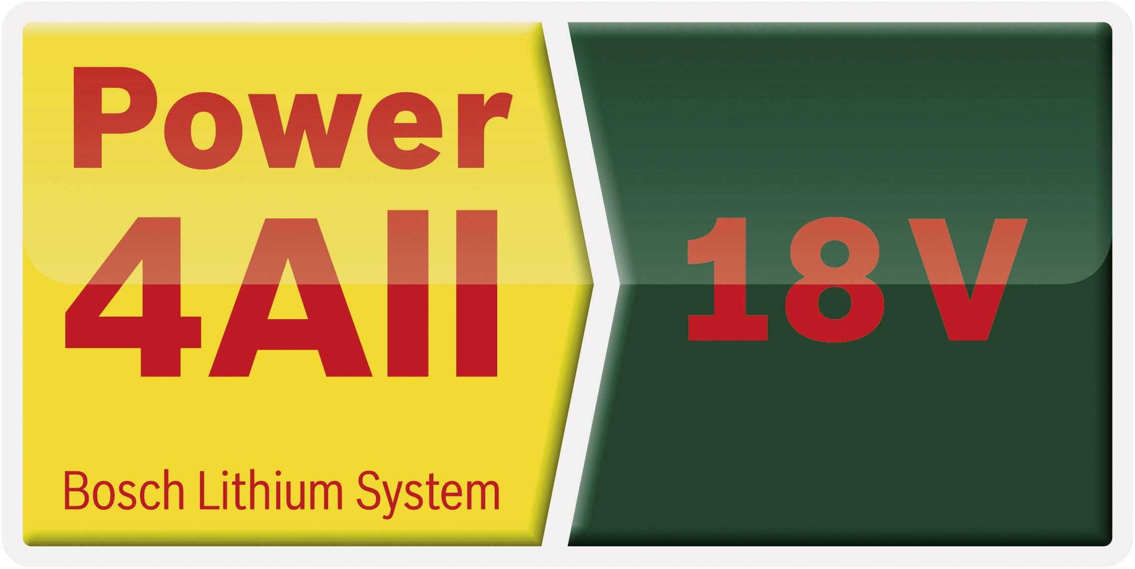Fúkač lístia Bosch ALB 18 LI, bez akumulátora