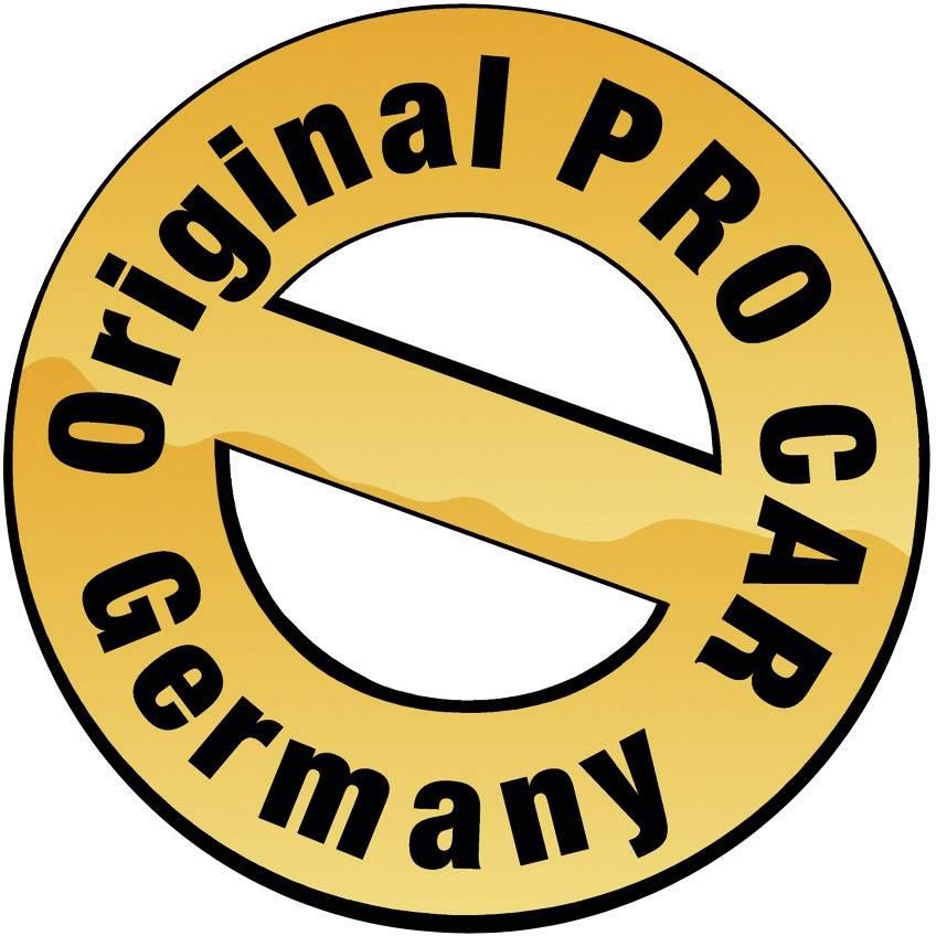 Adaptér ProCar, 67882901, zástrčka DIN 4165 ⇔ autozásuvka, 12/24 V, 16 A