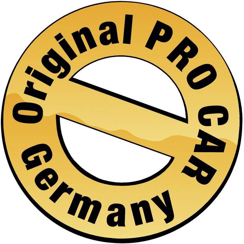 Kabel autozástrčka - palubní zásuvka DIN ISO 4165, ProCar 67824200, 12/24 V, 8 A