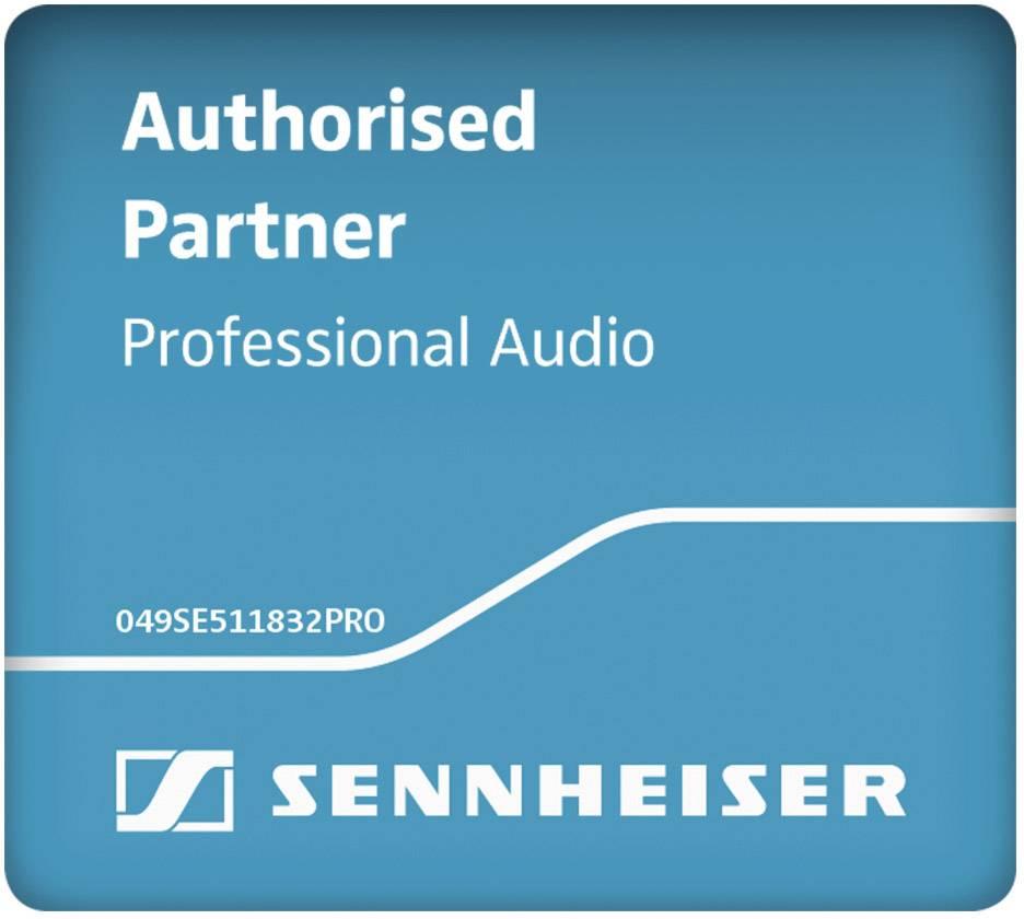 DJ slúchadlá Sennheiser HD 25-1-II Basic 502842, čierna