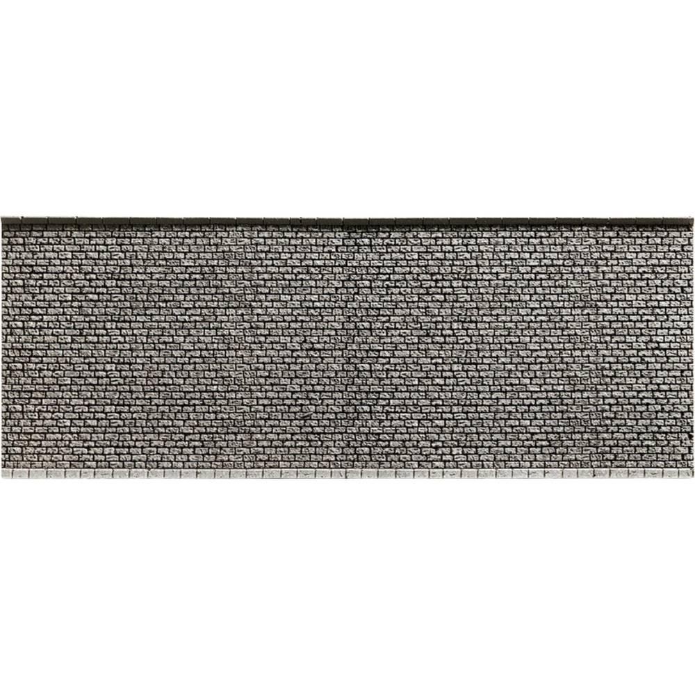NOCH 58054 H0 cihlová zeď kámen