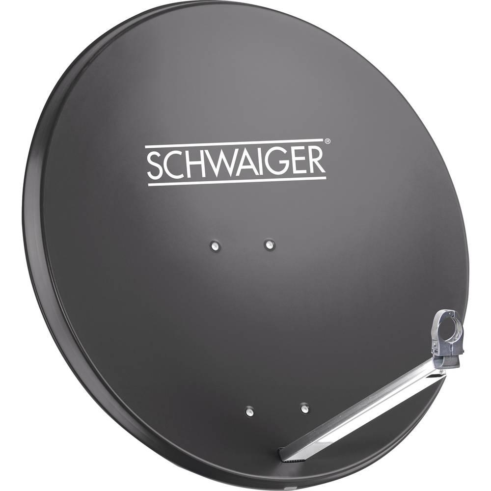 Schwaiger SPI991.1SET satelit bez přijímače Teilnehmer-Anzahl 4