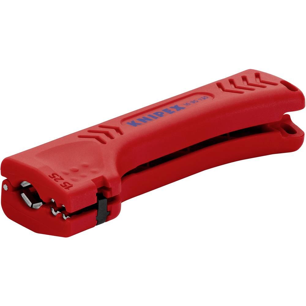 Knipex 16 90 130 SB odizolovací nástroj Vhodné pro odizolovací kleště Kulaté kabely , Kabel do vlhkých prostorů 8 do 13 mm 1.5 do 2.5 mm²