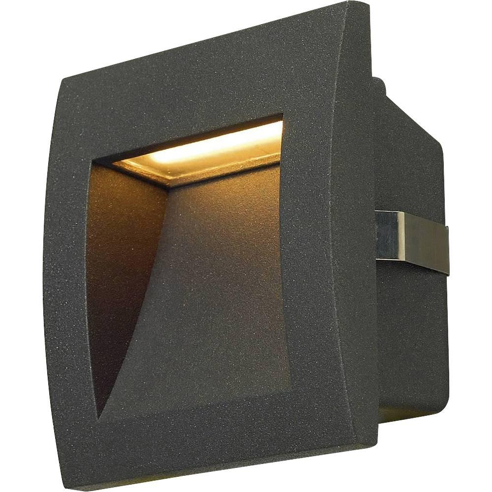 SLV 233605 venkovní vestavné LED osvětlení 1.7 W antracitová