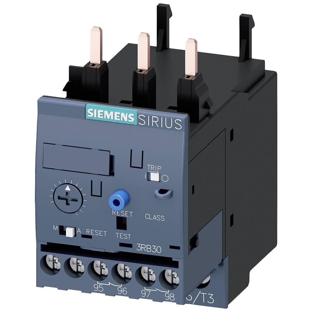 přepěťové relé 1 spínací kontakt, 1 rozpínací kontakt Siemens 3RB3026-2RB0 1 ks