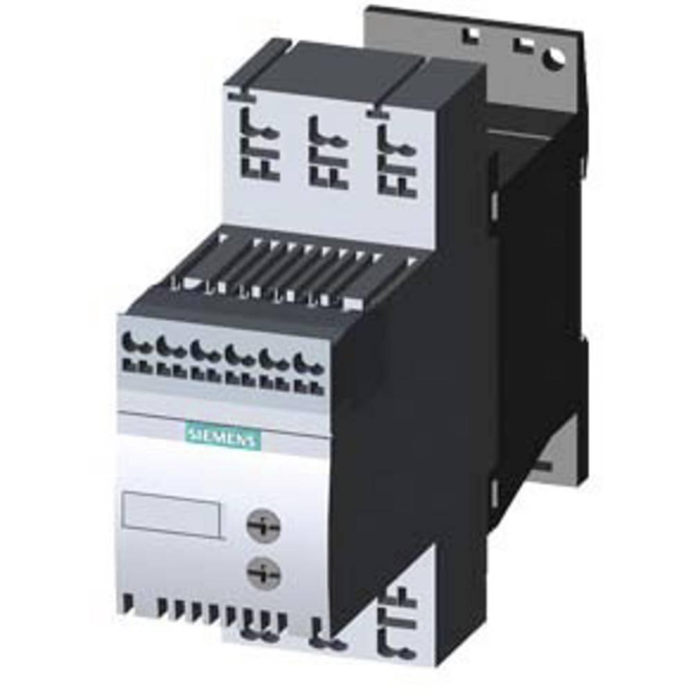 Siemens 3RW3014-2BB04 3RW30142BB04 soft startér Výkon motoru při 400 V 3 kW 480 V Jmenovitý proud 6.5 A