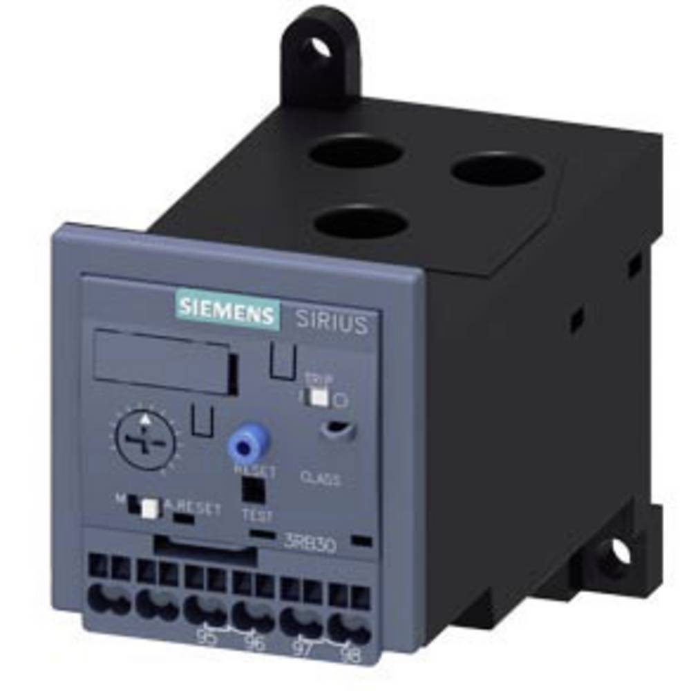 přepěťové relé 1 spínací kontakt, 1 rozpínací kontakt Siemens 3RB3036-2UX1 1 ks
