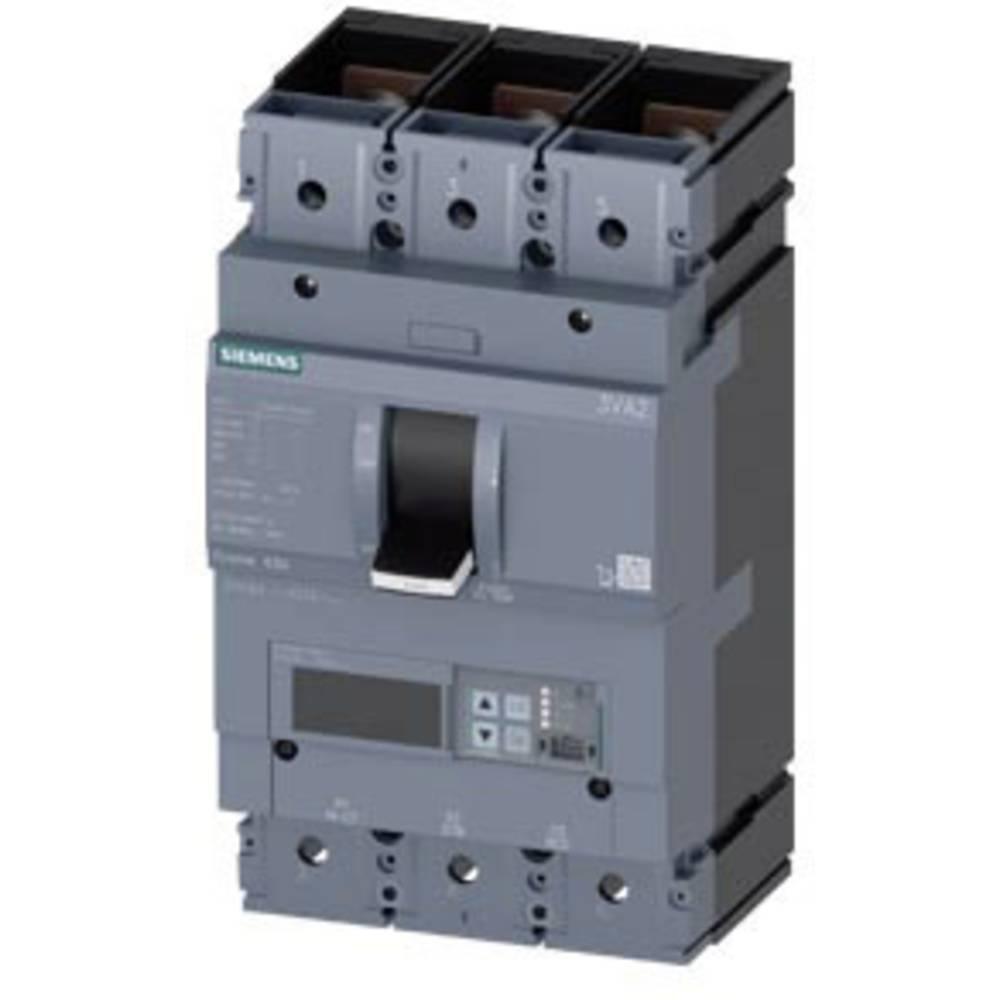Siemens 3VA2463-6JQ32-0KC0 výkonový vypínač 1 ks 2 přepínací kontakty Rozsah nastavení (proud): 250 - 630 A Spínací napětí (max.): 690 V/AC (š x v x h) 138 x 248 x 110 mm