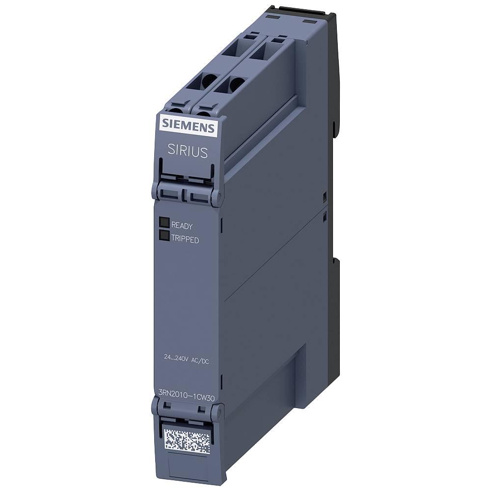 Siemens ochranné relé motoru s termistorem 1 spínací kontakt, 1 rozpínací kontakt 1 ks 3RN2010-1CW30