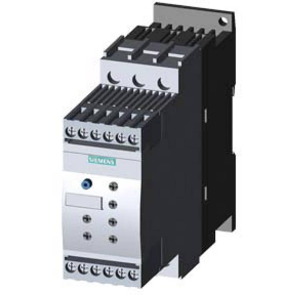 Siemens 3RW4028-1TB05 3RW40281TB05 soft startér Výkon motoru při 400 V 18.5 kW 600 V Jmenovitý proud 38 A
