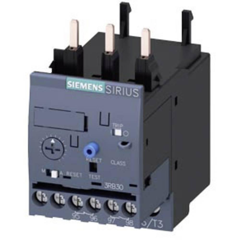 přepěťové relé 1 spínací kontakt, 1 rozpínací kontakt Siemens 3RB3026-1PB0 1 ks