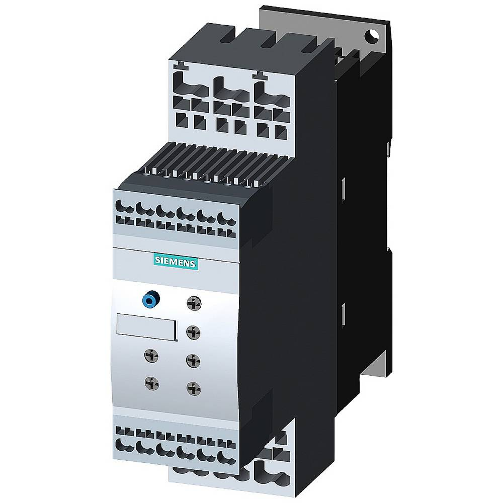 Siemens 3RW4024-2TB05 3RW40242TB05 soft startér Výkon motoru při 400 V 5.5 kW 600 V Jmenovitý proud 12.5 A
