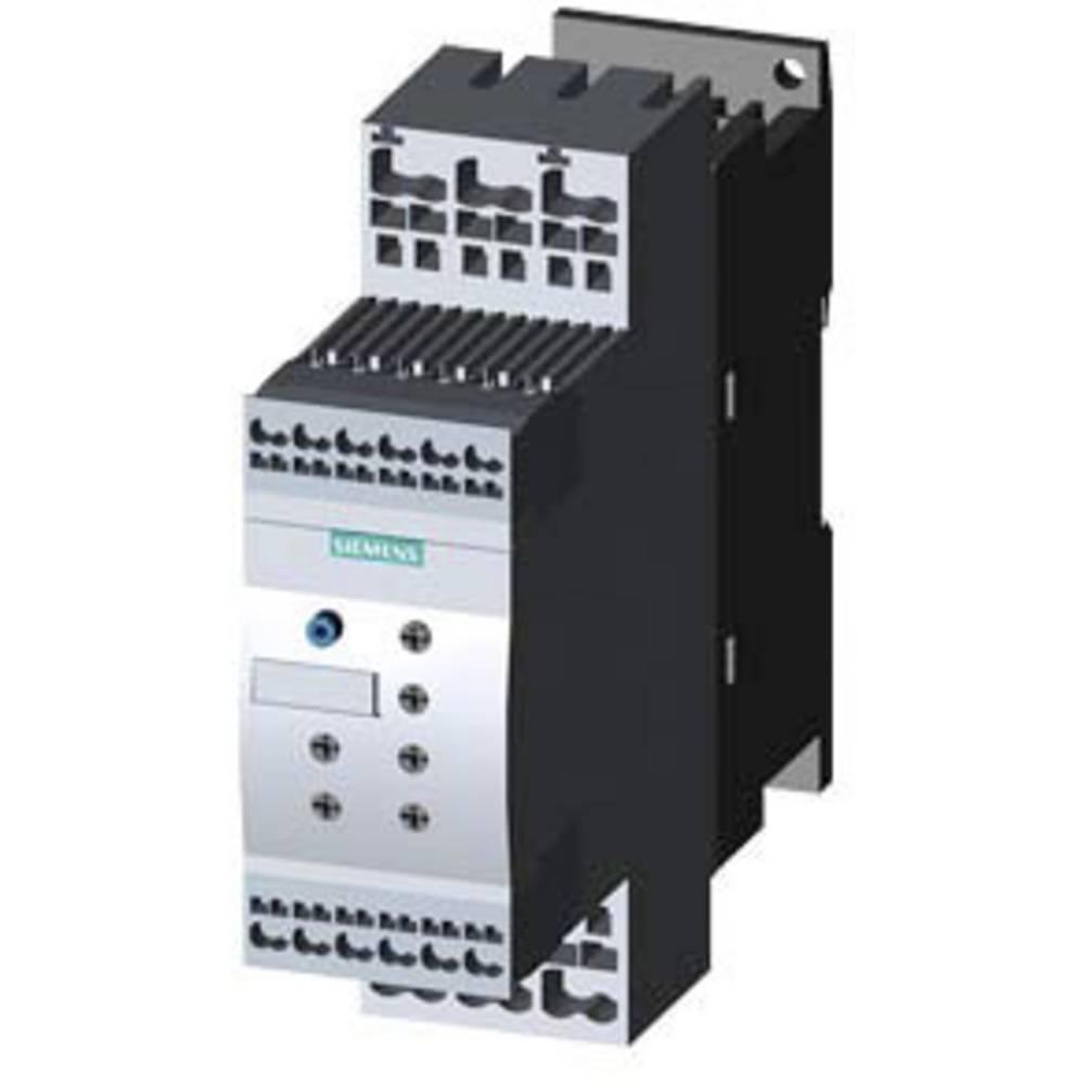 Siemens 3RW4028-2BB05 3RW40282BB05 soft startér Výkon motoru při 400 V 18.5 kW 600 V Jmenovitý proud 38 A