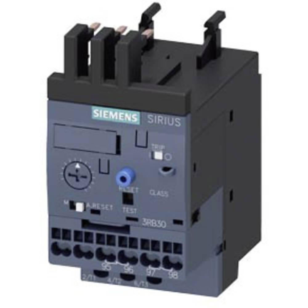 přepěťové relé 1 spínací kontakt, 1 rozpínací kontakt Siemens 3RB3016-1PE0 1 ks