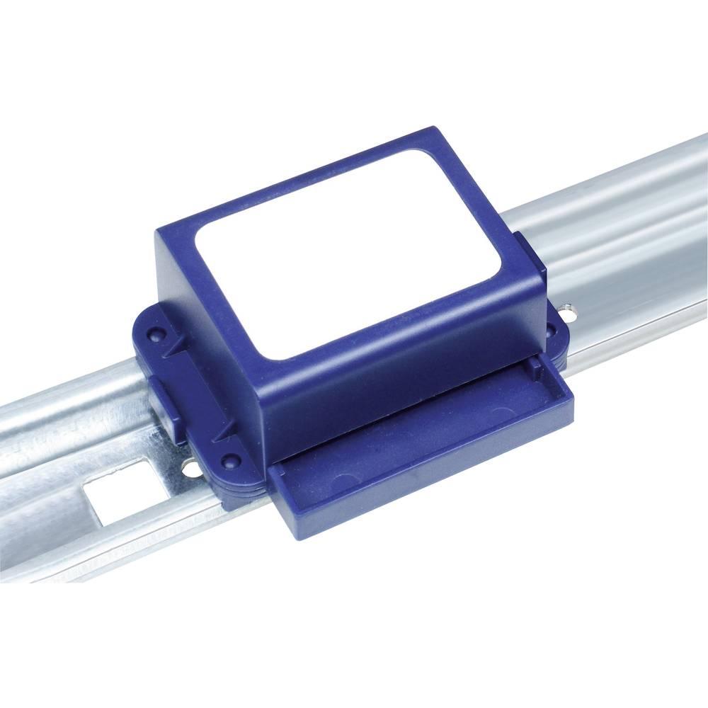 Basetech univerzální modulové pouzdro pro montážní lišty Vhodný pro kontrola přístupu pomocí RFID