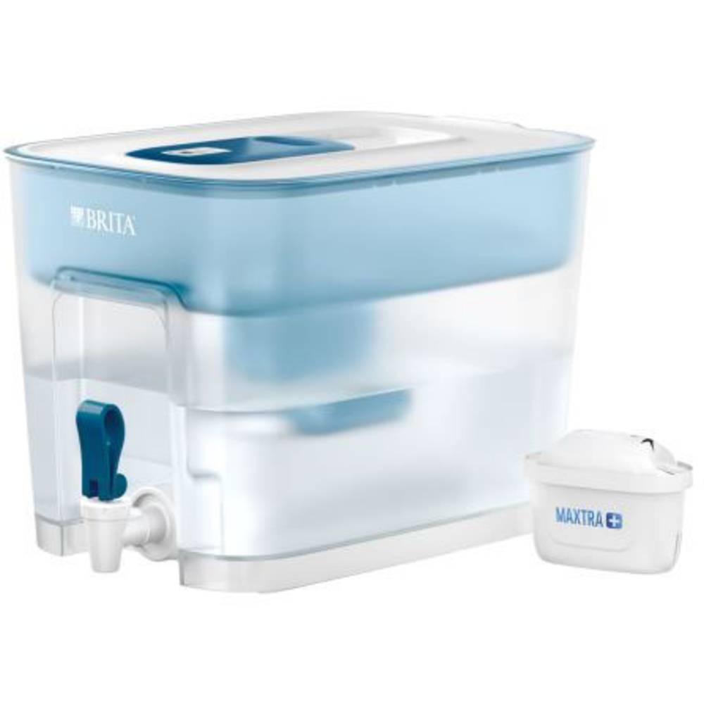 Brita Flow 1027666 vodní filtr 8.2 l bílá (čirá), světle modrá (ledová)
