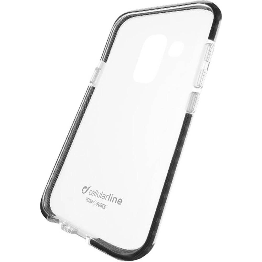 Cellularline TETRACGALJ6PL18T zadní kryt na mobil Samsung Galaxy J6 Plus černá