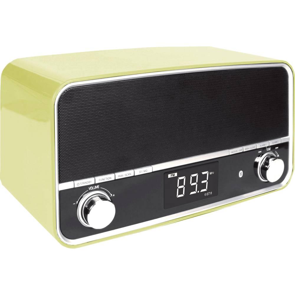 Silva Schneider BT-C 800 PLL-A stolní rádio FM AUX, Bluetooth béžová