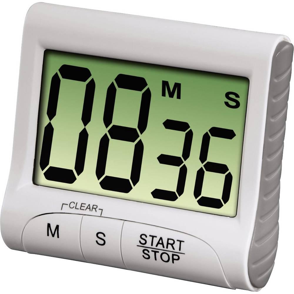 Hama 111319 stopky (časovač) bílá digitální