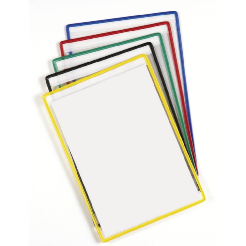 Tarifold pohledová tabule červená, modrá, žlutá, zelená, černá