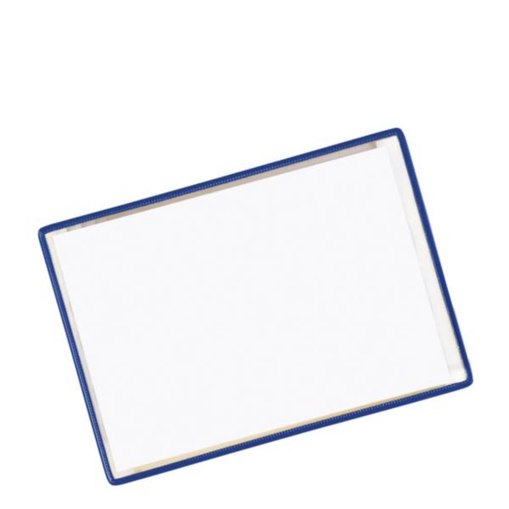 Tarifold pohledová tabule modrá DIN A5 na šířku