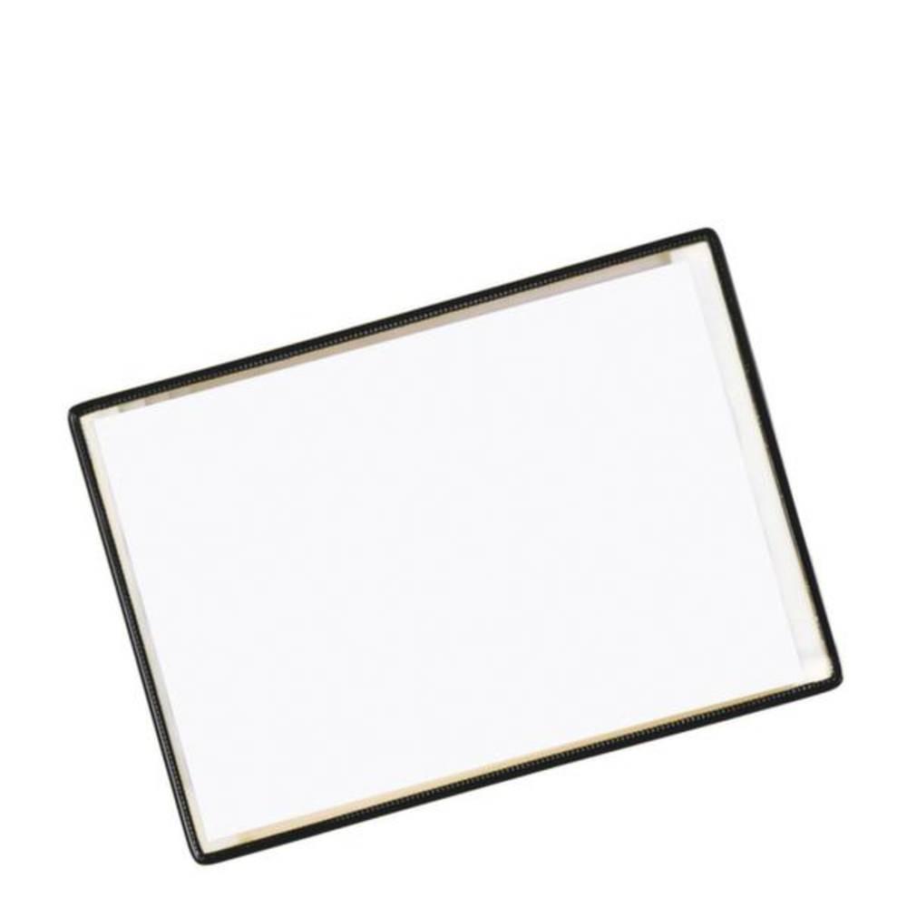 Tarifold pohledová tabule černá DIN A5 na šířku