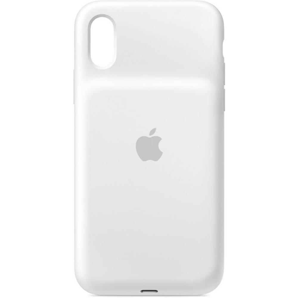Apple zadní kryt na mobil Apple iPhone XS bílá