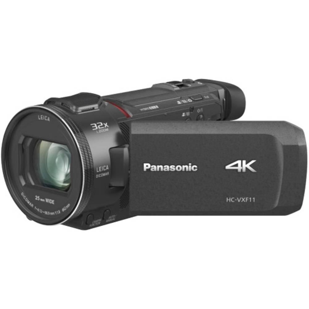Panasonic HC-VXF11EG-K Kamera 7.6 cm 3 palec 8.57 Megapixel Zoom (optický): 24 x černá