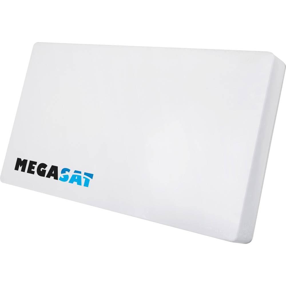 MegaSat D2 Profi Line satelit bílá
